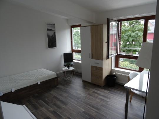 Das Zimmer St. Pauli in unserem Home'n Hostel Elmshorn