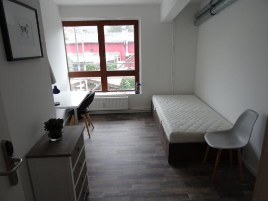 Das Zimmer Sternschanze in unserem Home'n Hostel Elmshorn