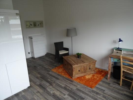 Das Zimmer Volksdorf in unserem Home'n Hostel Elmshorn