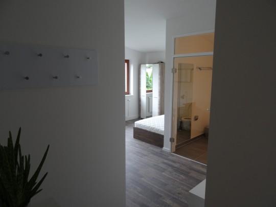 Das Zimmer City-Nord in unserem Home'n Hostel Elmshorn