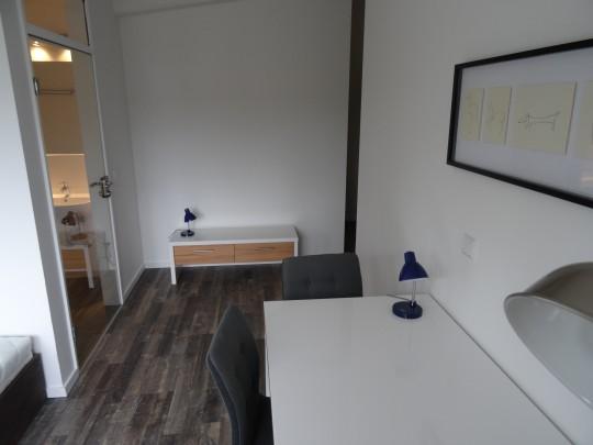 Das Zimmer City-Nordin unserem Home'n Hostel Elmshorn