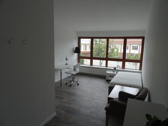 Das Zimmer Dulsberg in unserem Home'n Hostel Elmshorn