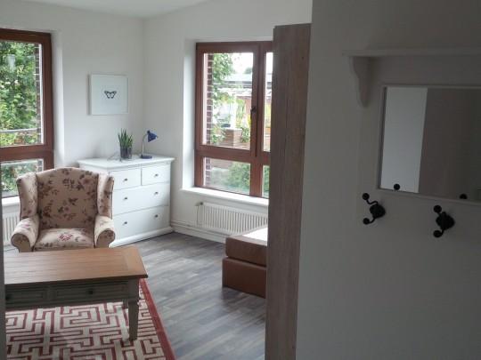 Das Zimmer Blankenese in unserem Home'n Hostel Elmshorn