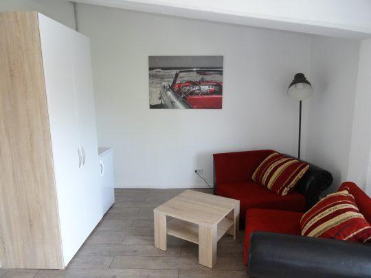 Das Zimmer Eidelstedt in unserem Home'n Hostel Elmshorn