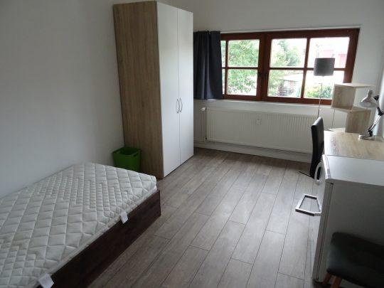 Das Zimmer Rissen in unserem Home'n Hostel Elmshorn