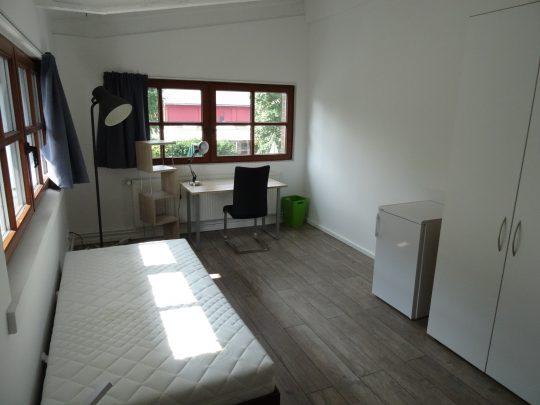 Das Zimmer Poppenbüttel in unserem Home'n Hostel Elmshorn
