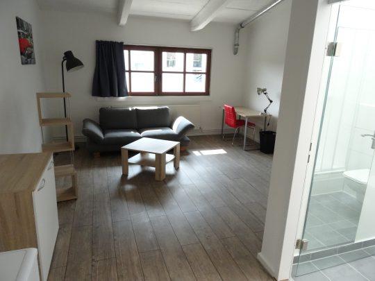 Das Zimmer Eilbek in unserem Home'n Hostel Elmshorn