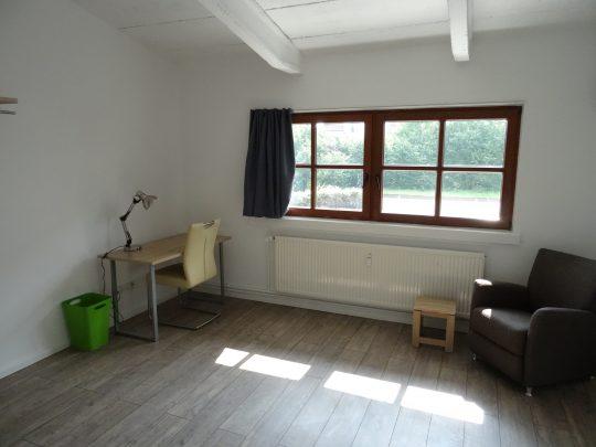 Das Zimmer Rönneburg in unserem Home'n Hostel Elmshorn