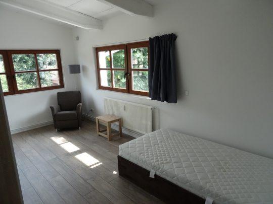 Das Zimmer Winterhude in unserem Home'n Hostel Elmshorn