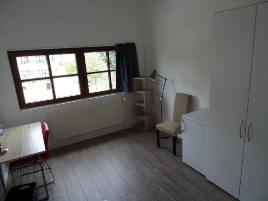 Das Zimmer Eppendorf in unserem Home'n Hostel Elmshorn