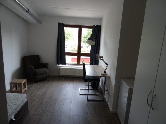 Das Zimmer Eimsbüttel in unserem Home'n Hostel Elmshorn