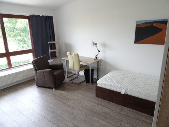 Das Zimmer Hohenfelde in unserem Home'n Hostel Elmshorn