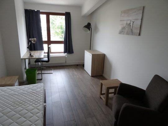 Das Zimmer St. Georg in unserem Home'n Hostel Elmshorn